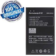Аккумулятор батарея BL206 для Lenovo A600 A600e A630 оригинал