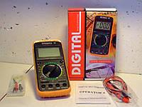Мультиметр Тестер цифровой DT-9208А