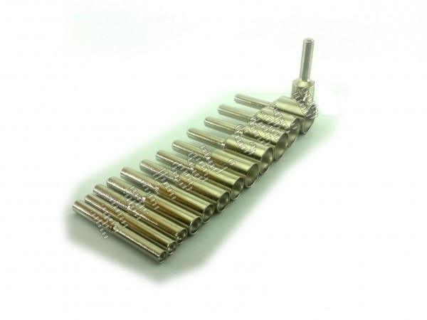 Алмазные коронки для обработки сфер #600