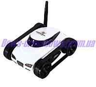 Танк шпион на радиоуправлении с видеокамерой I-Spy Mini