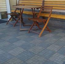 Тротуарная плитка «Мозаика», фото 3