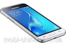 Смартфон Samsung Galaxy J1 Duos J120 White, фото 3