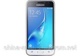 Смартфон Samsung Galaxy J1 Duos J120 White, фото 2
