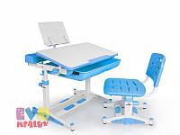 Комплект парта и стульчик Evo-kids BD-04 New