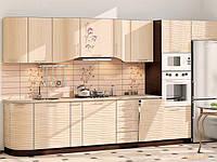 Модульная кухня Хай-Тек матовая