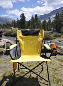 Кресла и стулья туристические