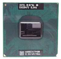 Процессор INTEL CORE 2 DUO T9400 SLB46 2,53Ггц / 1066МГц