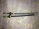 Шланги гальмівні Ваз 2108,2109,21099 передні ДААЗ уп. (к-кт 2шт), фото 4
