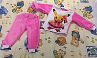 Пижама Покемон девочка  махра