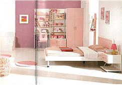Детская комната Pink Китай