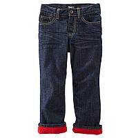 Флисовые джинсы Oshkosh 7 лет