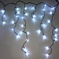Led гирлянда.  Световое украшение. LED гирлянда. Новогодняя гирлянда., фото 1