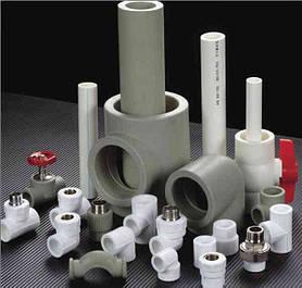 PPR - полипропиленовые трубы и фитинги