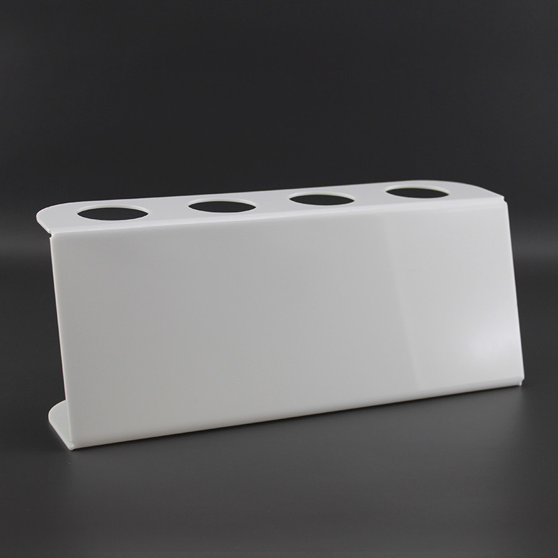 Подставка для вафельного рожка на 4шт. белая