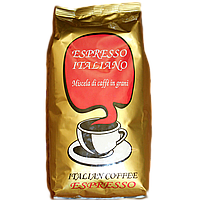 Caffe Poli Espresso Italiano Кофе 1кг. (зерно)