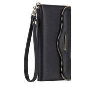 Чехол Case Mate Samsung Galaxy Note 5 Rebecca Minkoff Folio Wristlet чорний шкіряний