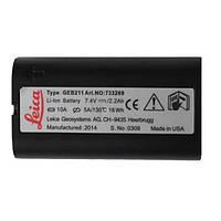 Аккумулятор Leica GEB211 Li-Ion для тахеометров и GPS Leica, фото 1