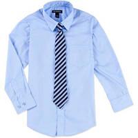 Рубашка с галстуком 7 лет