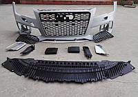 Передний бампер RS7 на Audi A7 (2010-...), фото 1