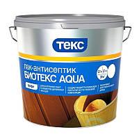 Лак-антисептик биотекс AQUA «ПРОФИ» 2,7л