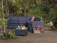 Мебель для дачи Provence set Темно-серый
