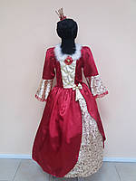 Прокат костюм королева, принцесса, р.122-130см