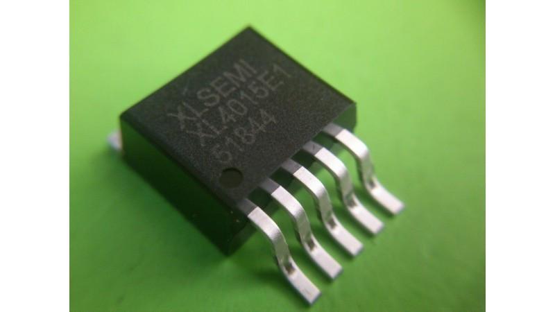 Микросхема, стабилизатор напряжения XL4015 XL4015E1 TO263