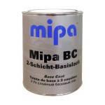 Mipa Автоэмаль BC Super Mipa нитробаза белая, 1л