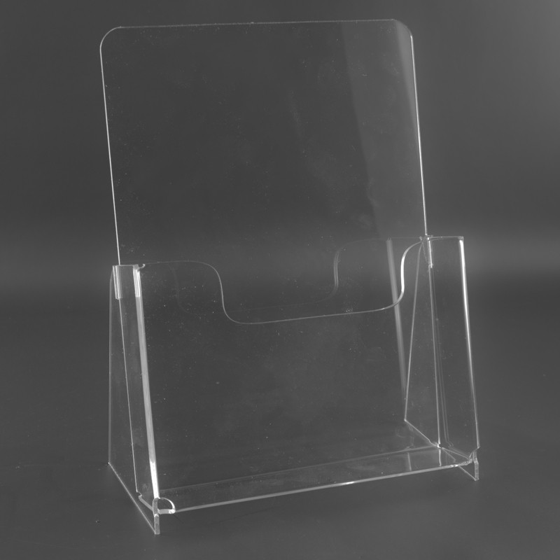 Буклетница настольная А6 вертикальная