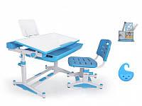 Комплект мебели BD- 04 New XL Blue + полка BD- PK1 Mealux