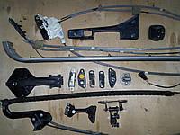 Скоба (петля) сдвижной двери Volkswagen Crafter  2006-2013