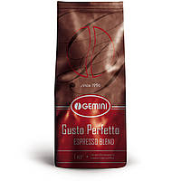 Кофе зерновой Gemini Espresso Gusto Perfetto 1кг., фото 1