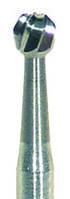 Фреза для турбинного наконечника шарик 1.4 мм (обработка стержневых мозолей)