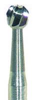 Фреза для турбінного наконечника кулька 1.6 мм (обробка стрижневих мозолів)