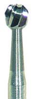 Фреза для турбинного наконечника шарик 1.8 мм (обработка стержневых мозолей)