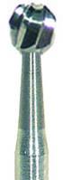Фреза для турбинного наконечника шарик 2.1 мм (обработка стержневых мозолей)