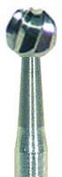 Фреза для турбинного наконечника шарик 2.3 мм (обработка стержневых мозолей)