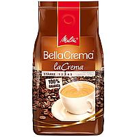 MELITTA BellaCrema Кофе 1кг. (зерно)
