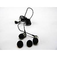Наушники с микрофоном KOSS KEB25i Black (189668)