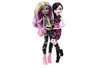 Куклы Monster High Welcome to Monster High Monstrous Rivals