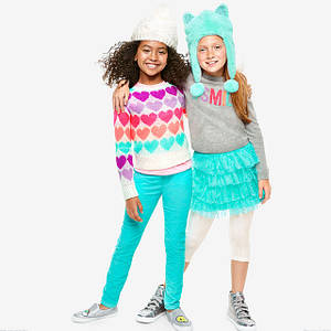 Одяг для дівчаток 5-10 років