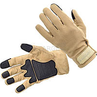 Перчатки Defcon 5 SHOOTING AMARA GLOVES WITH REINFORSED PALM COYOTE TAN XXL ц:coyote tan