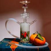 Кальян на чае