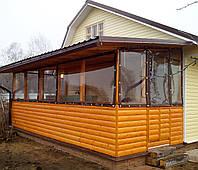 Мягкие окна из ПВХ, изготовление и ремонт