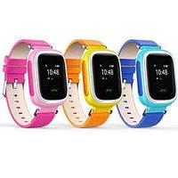 Детские часы с gps трекером Q60/G900  SMART BABY WATCH GPS