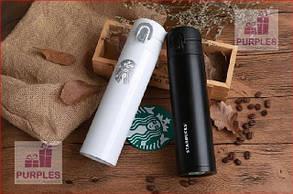 Термос питьевой Starbucks Черный 300 мл. , фото 3