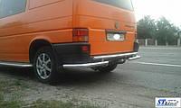 Дуга на задний бампер Фольксваген Т4
