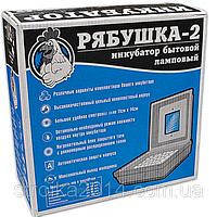 """Бытовой инкубатор """"Рябушка-2""""  с ЦИФРОВЫМ терморегулятором, 70 яиц, механический переворот"""