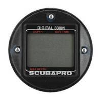Цифровой глубиномер дайвера Scubapro Digital 330, капсула