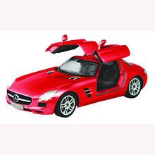 Радиоуправляемая модель «Auldey» (LC258810-2) автомобиль Mercedes-Benz SLS AMG, 1:16 (красный)
